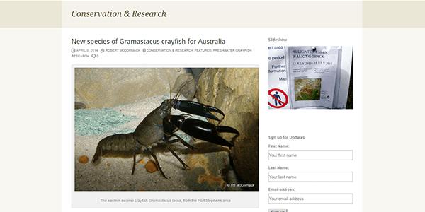 Australian Aquatic Biological