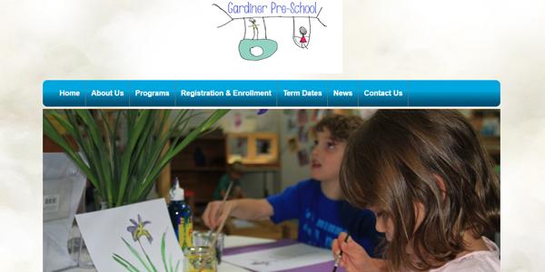 Gardiner website migrate to wordpress by openweb