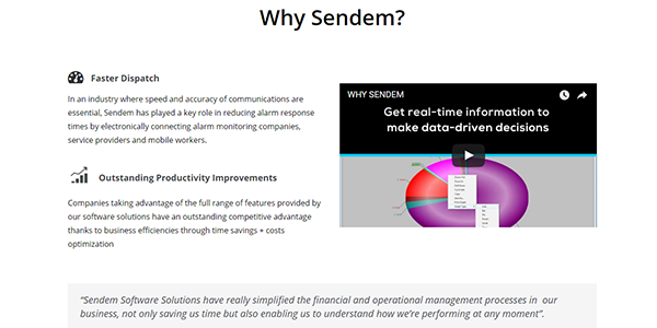 why services from sendem are best